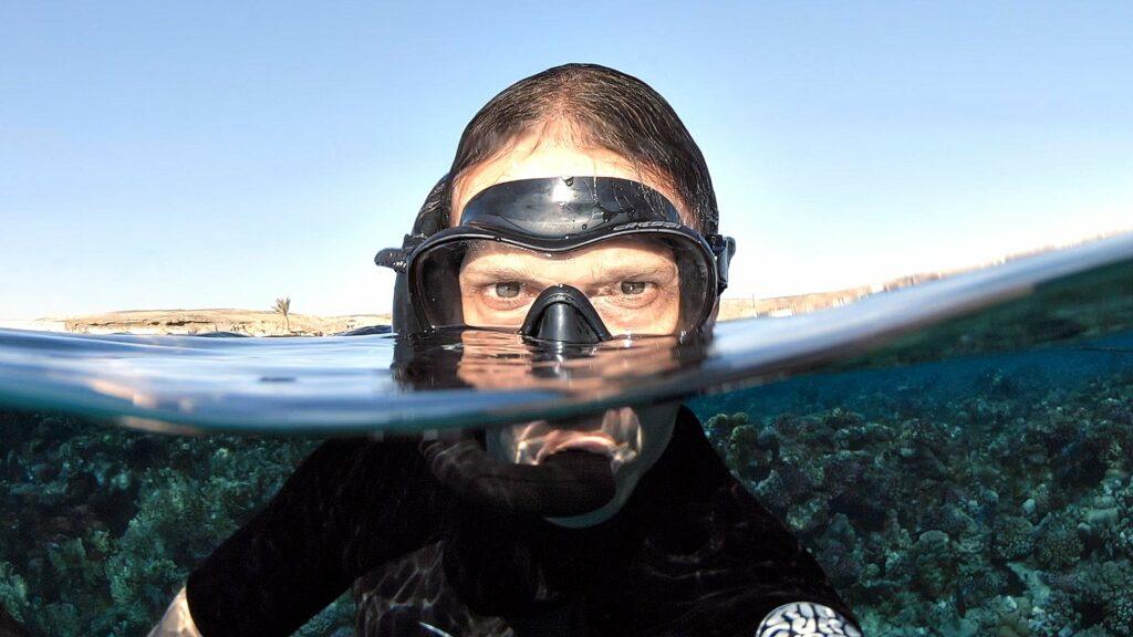 GoPro Dome Selfie