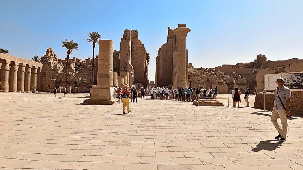 Ägypten-Luxor-Karnak-Tempel-1