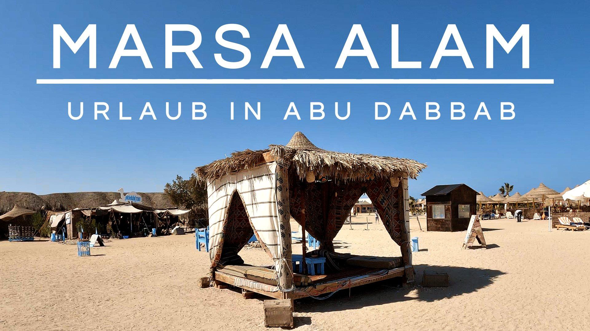 You are currently viewing Ägypten Urlaub | Marsa Alam | Abu Dabbab Bay