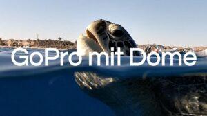 Read more about the article GoPro Dome   Kreative Fotos   Über- und Unterwasser