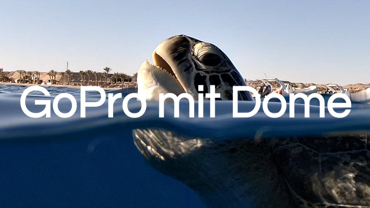 You are currently viewing GoPro Dome   Kreative Fotos   Über- und Unterwasser