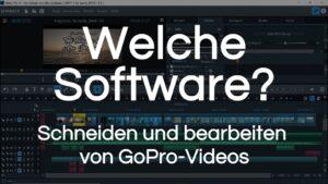 Read more about the article Software für Videobearbeitung | Übersicht für Einsteiger