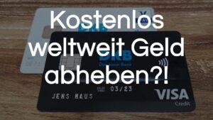 Read more about the article DKB Kreditkarte | Kostenlos im Urlaub Geld abheben