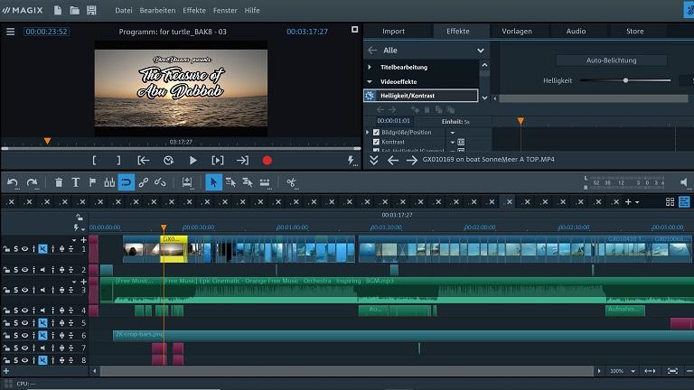 software-videobearbeitung-screenshot