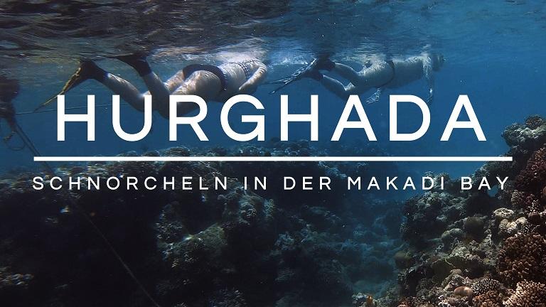Read more about the article Schnorcheln in der Makadi Bay | Hurghada | Ägypten